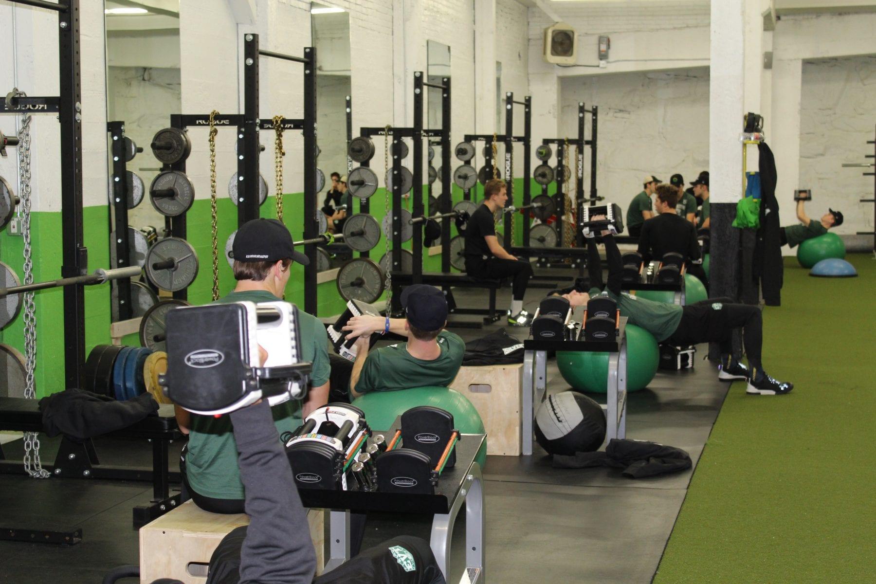 Sports Training Facility in Everett, WA | Engineered Sports