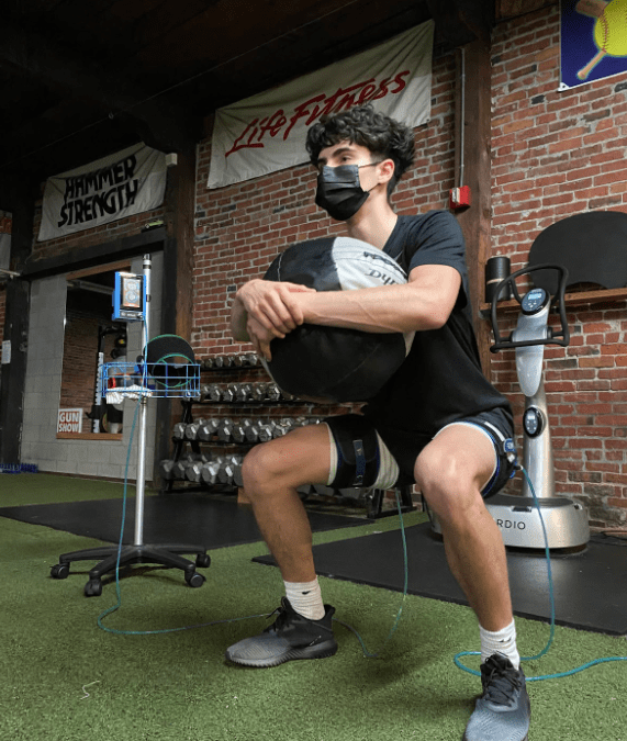 Owen's Recovery Personalized Blood Flow Restriction