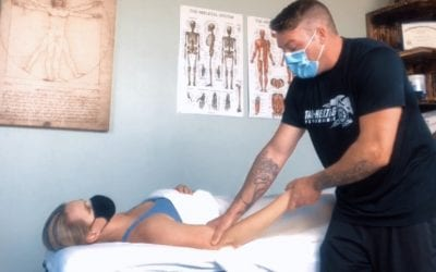 Massage Therapy at Engineered Sports